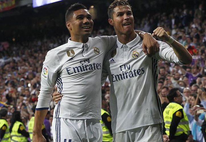 Casemiro también aseguró que Cristiano, de 32 años, aún tiene cuerda para rato como futbolista de elite. (Foto: Contexto/Internet)