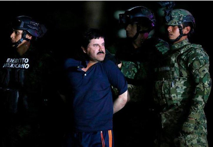 """Joaquín """"El Chapo"""" Guzmán se encuentra recluido en una zona de alta seguridad del penal de Ciudad Juárez, Chihuahua. (Archivo/Agencias)"""