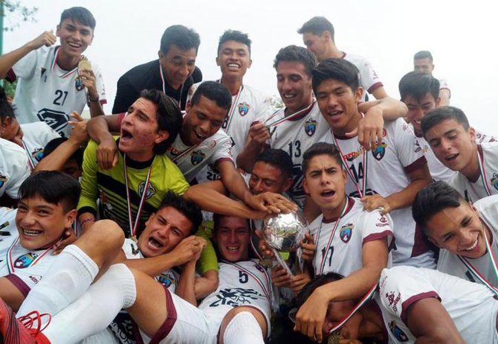 El conjunto de los Héroes de Zaci FC se consagró monarca de la Liga TDP. (Foto: Internet)
