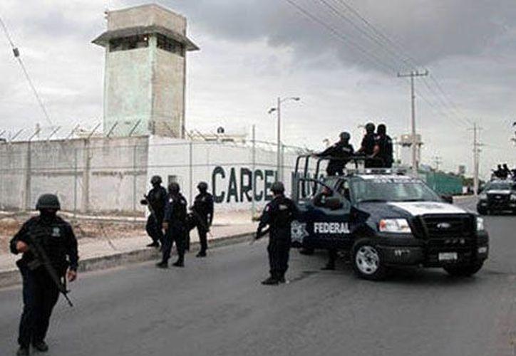 La CIDH ya había alertado en  2010, 2011 y 2012 sobre los hechos de violencia en penales mexicanos. (Notimex)