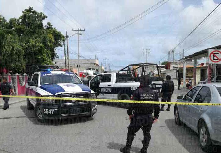 Las autoridades identifican a grupos delictivos que operan en Cancún. (Redacción/SIPSE)