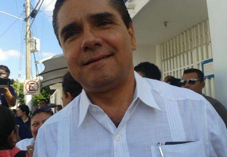 Silvano Aureoles Conejo, diputado federal del PRD. (Jazmin Ramos/SIPSE)