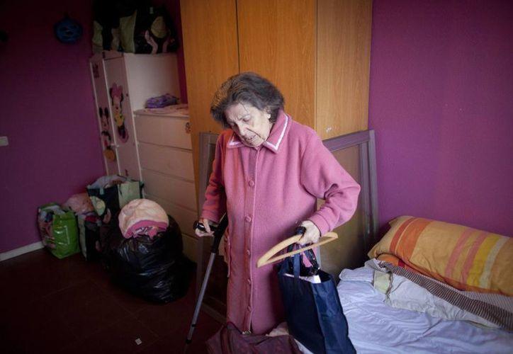 Corte Europea: desalojos españoles son ilegales. (Agencias)