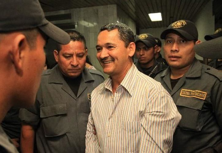 Fue acusado de conspirar para distribuir de manera legal cocaína a los Estados Unidos junto con su hermano, Eliú Lorenzana Cordón. (Contexto/Internet)