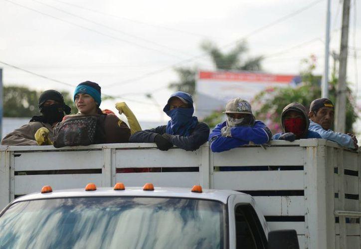Las bajas temperaturas continuarán hoy y mañana en la Península de Yucatán. (SIPSE)