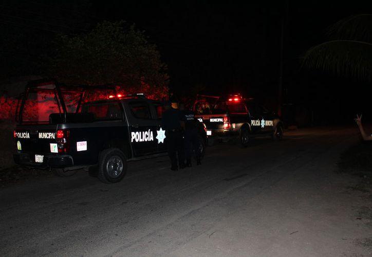 Tras el enfrentamiento, los delincuentes se dieron a la fuga. (Foto: Redacción)