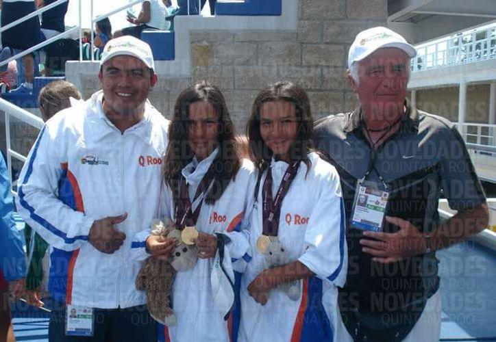 Desde hace varios meses, las atletas del llamado deporte blanco tienen la propuesta de representar al Tecnológico de Monterrey. (Foto: Redacción/SIPSE)