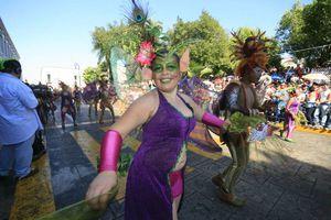 Carnaval de Mérida: el Domingo de Bachata (II)