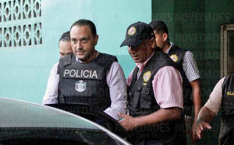 Extradición de Borge podría ser entre diciembre y enero