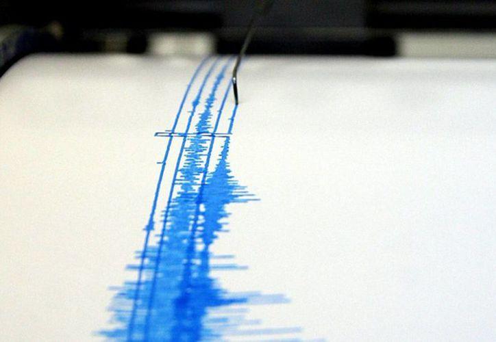 El epicentro del sismo fue ubicado a 13 kilómetros de profundidad. (Agencias)