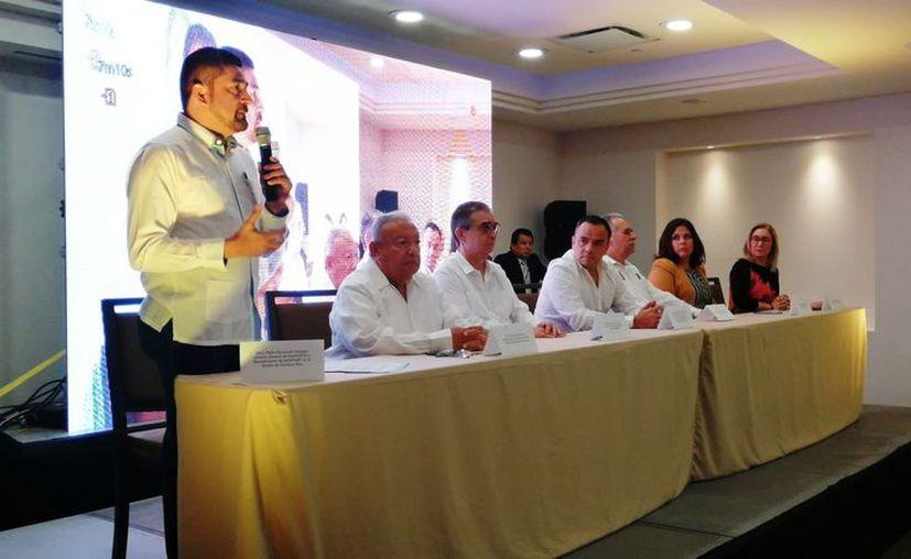Señalan que en este cuarto congreso impartirán 12 magnas conferencias. (Octavio Martínez/SIPSE)