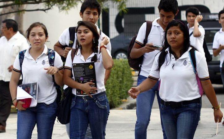Los alumnos pagan tarifa social. (Milenio Novedades)
