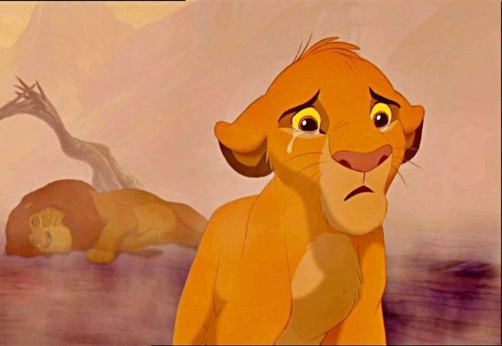 La escena de la muerte de Mufasa quedó grabada en la mente de los admiradores de El Rey León. (Captura de pantalla/YouTube)