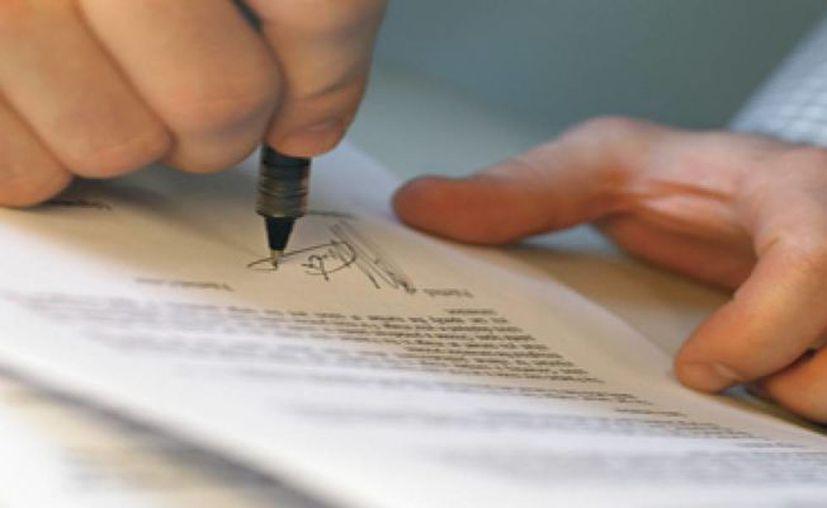 Las firmas presuntamente falsas aparecen bajo el nombre de un agente del Ministerio Público federal. (Foto de contexto, Internet)