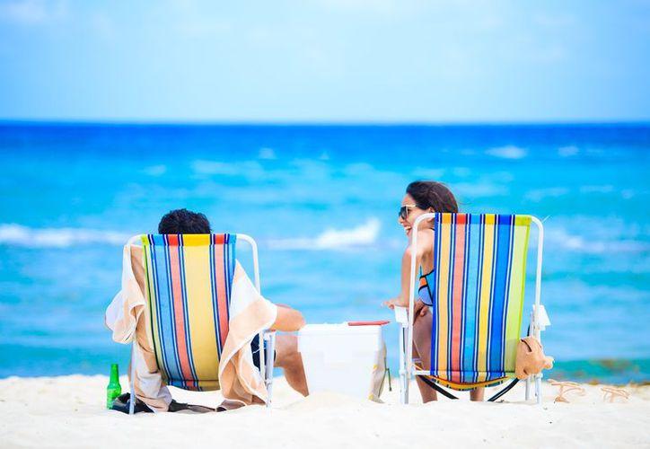 Playa del Carmen espera una afluencia superior a 770 mil visitantes del 20 al 31 de diciembre. (Redacción/SIPSE)