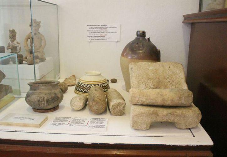 De acuerdo al director del museo, la galería lleva 24 años en funcionamiento. (Jesús Caamal/SIPSE)