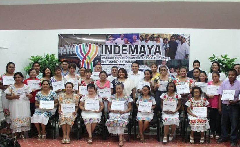 El Gobierno promueve la preservación de la lengua maya, a través de actividades y cursos. La imagen es únicamente ilustrativa. (Archivo/NTX)