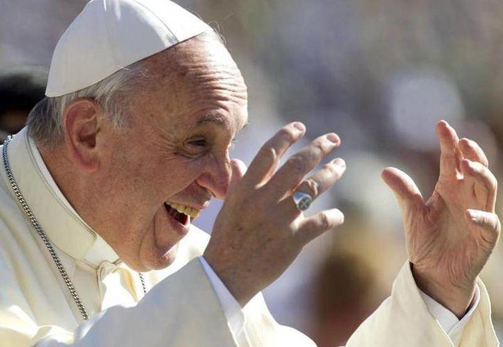 """Piden al Papa """"levantar el muro"""" que los separa de la Masonería, en las relaciones de ambas instituciones. (Archivo SIPSE)"""