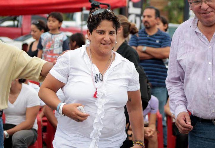 La familia de Soraya Jiménez asegura que ella no quería homenajes. (Notimex)