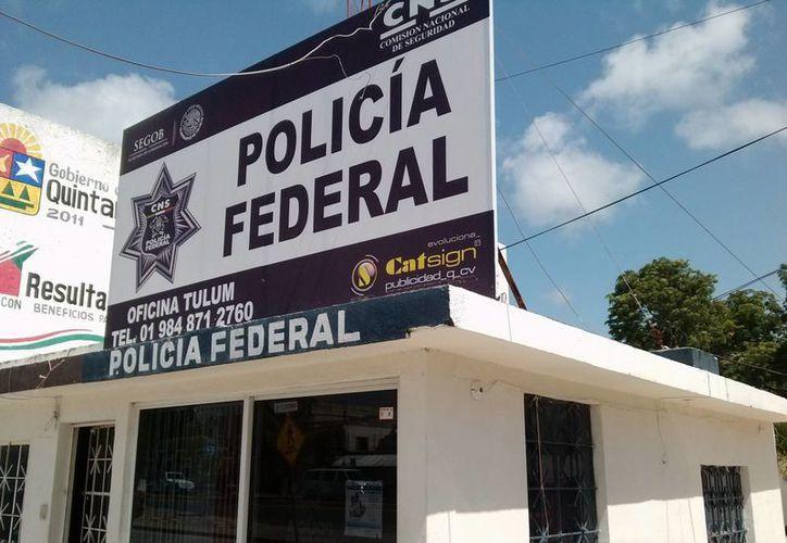 La Policía Federal advierten que se ha detectado que los extorsionadores telefónicos ahora dicen pertenecer a esta corporación para engañar a sus víctimas.  (Rossy López/SIPSE)