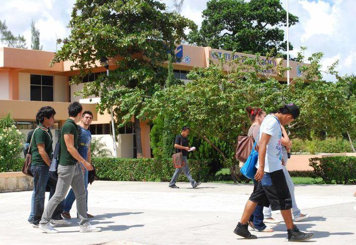Instituto Tecnológico de Cancún participa para formar un consorcio. (Israel Leal/SIPSE)