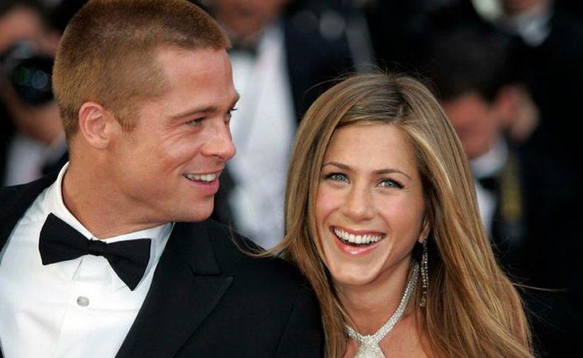 ¿Crees que Brad Pitt y Jennifer Aniston regresen? (El Sol de Galacia)
