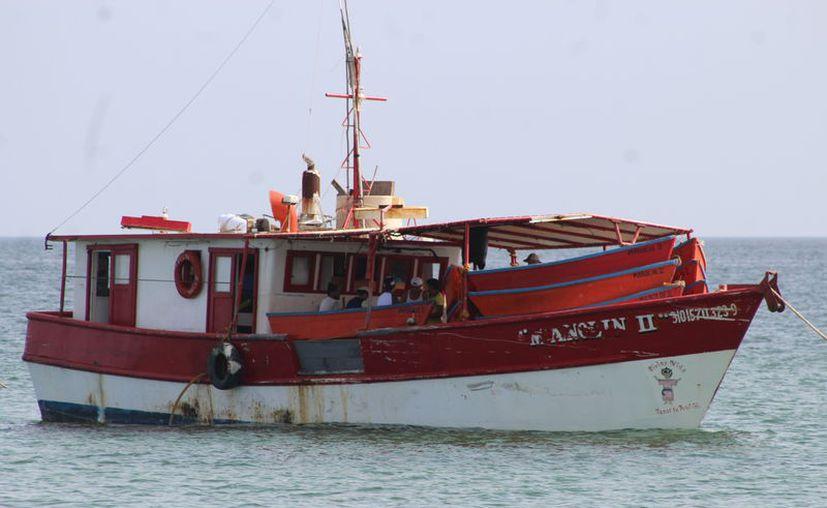 Consideran que la pesquería del mero ha dejado de ser la más importante en cuanto a economía. (Novedades Yucatán)