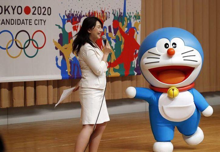 Doraemon (que sí es un gato) es el favorito de Japón, el cual incluso tiene una adivinanza diaria en un periódico nacional. (AP)