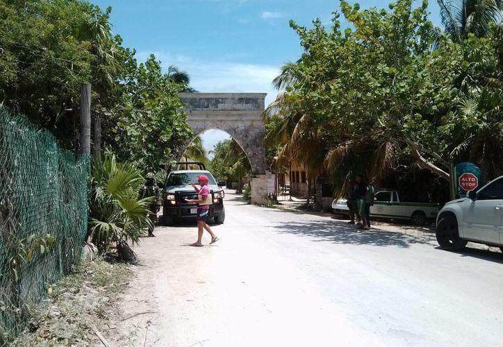 En Punta Piedra continúa la incertidumbre por la tenencia de la tierra. (Rossy López/SIPSE)