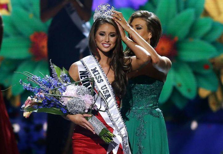 La representante de Nevada ganó la 63 edición del certamen de Miss Estados Unidos de América 2014 (Agencias)