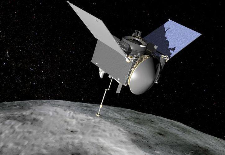 La misión OSIRIS-REx llegará al asteroide en agosto. (NASA)