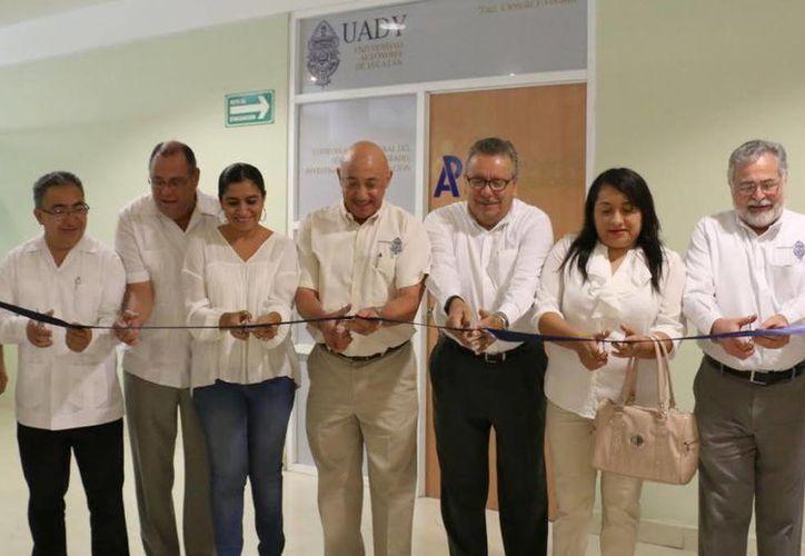 Este jueves la Uady inauguró el primero de nueve centros de Apoyo para Profesores. (SIPSE)