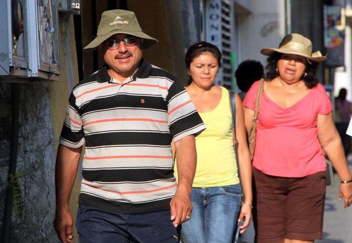 Se esperan por lo menos dos días más de calor extremo en Yucatán. (SIPSE)