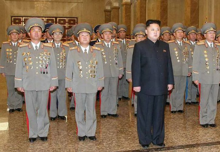 """El aniversario se celebra en medio del revuelo causado por la ejecución de Jang Song-thaek, tío de Kim Jong-un, considerado """"número dos"""" del régimen, acusado de traición. (EFE/Archivo)"""