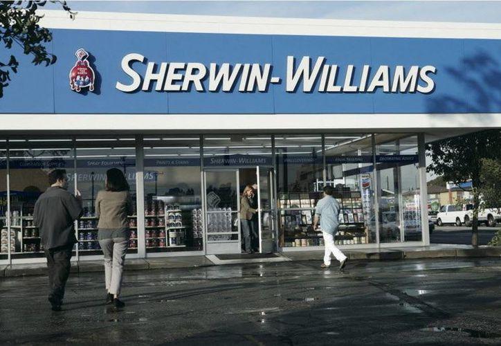 Sherwin-Williams Co, entre las empresas sancionadas por comercializar productos con plomo. (cleveland.com)