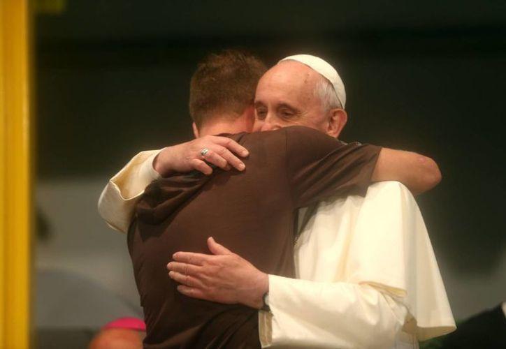 'La Iglesia se encierra en reglas mezquinas', afirmó el Papa. (Agencias)