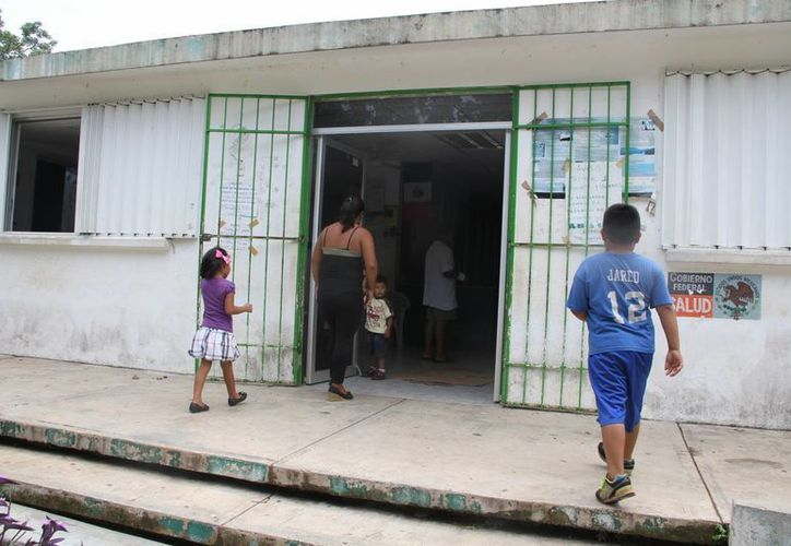 El centro de salud ofrece un servicio de 24 horas, los 365 días del año. (Tomás Álvarez/SIPSE)