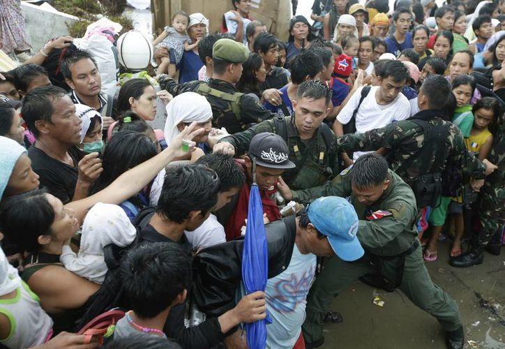 La ONU indicó que más de 11 millones de personas fueron afectadas por el fenómeno meteorológico. (Agencias)