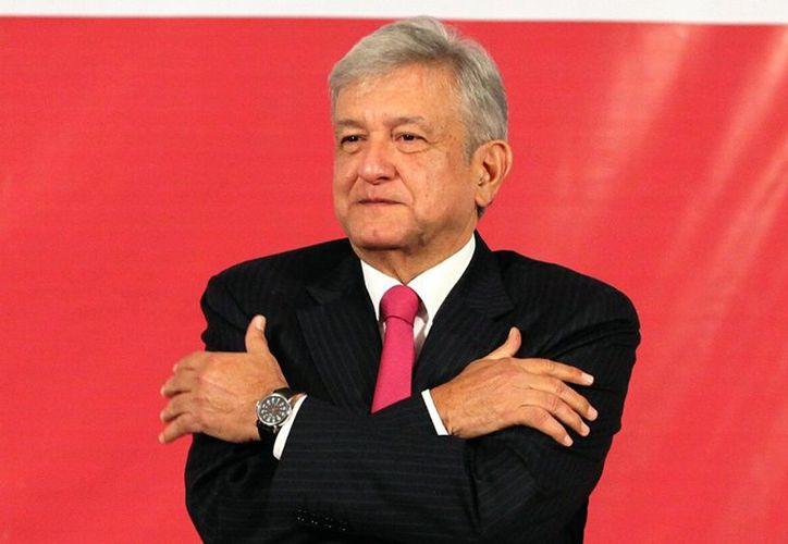 Obrador asegura que las declaraciones de Slim forman parte de la estrategia para desacreditarlo. (Foto: Contexto)