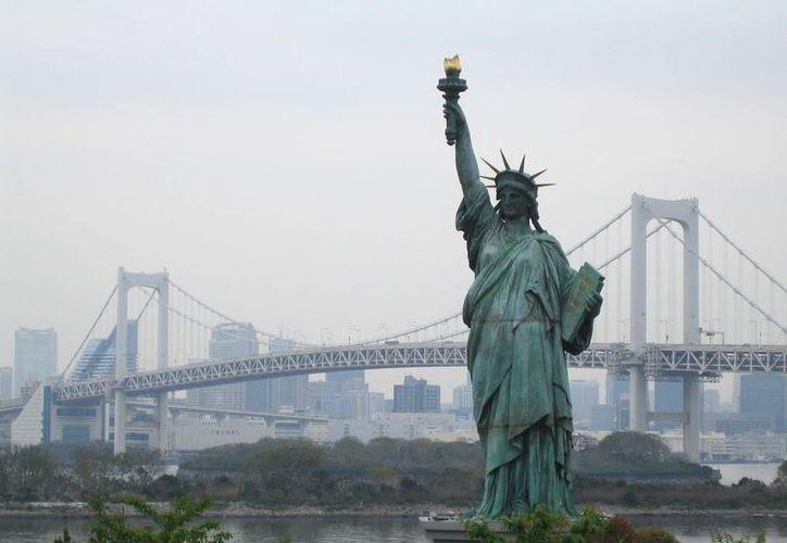La Estatua de la Libertad y Ellis Island reabrirán sus puertas a los visitantes este lunes. (Foto: Posta)