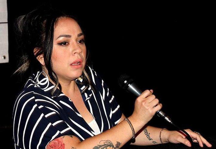 Carla Morrison seguirá promocionando su nuevo álbum por los distintos estados del país, así como en el extranjero.(Notimex)