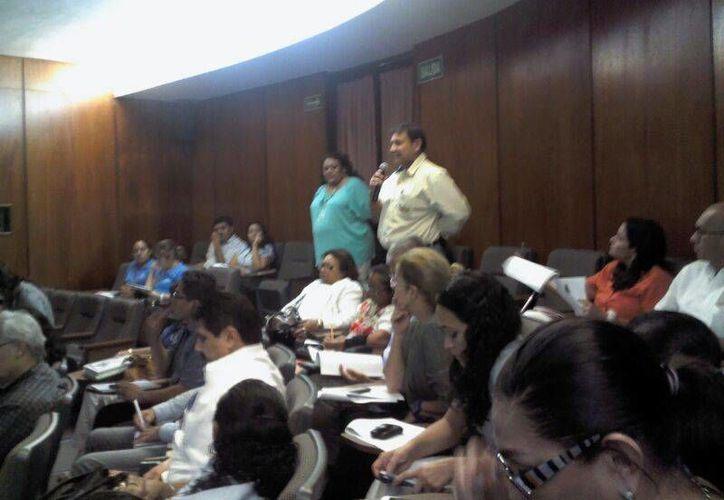 El enfrentamiento se produjo en la sesión del Copladem celebrada este miércoles. (SIPSE)