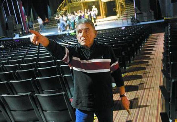 No guardo rencor ni resentimientos, no le permito eso a mi alma, dice Héctor Suárez, el ser humano, en la entrevista con Milenio. (Foto: Arturo Bermúdez/Milenio)