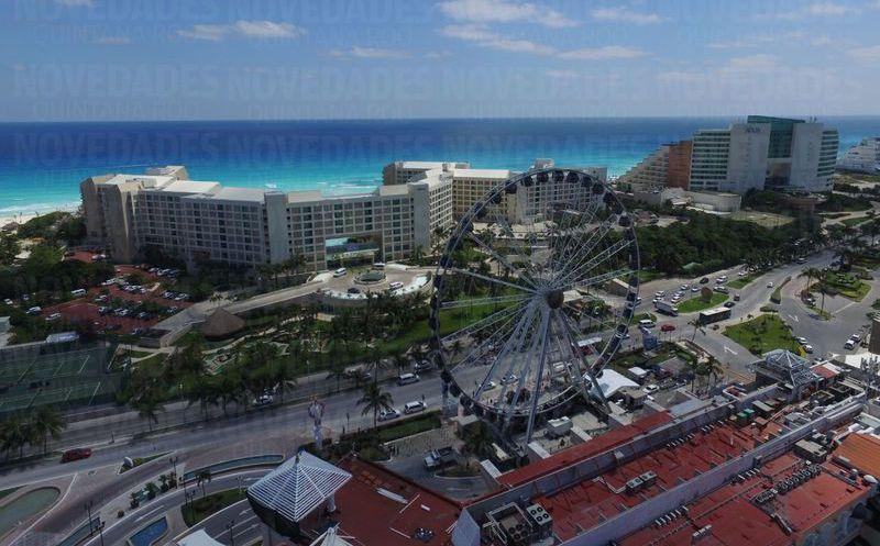 El nuevo atractivo turístico cuenta con un total de 42 góndolas. (Israel  Leal  eac691038012a