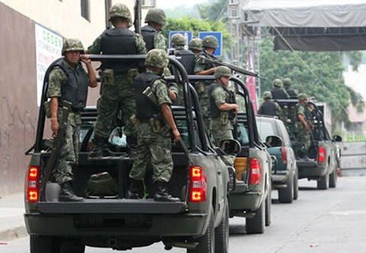 El IFAI resolvió a favor de un particular el recurso de revisión sobre  peticiones de apoyo a las Fuerzas Federales. (Notimex)