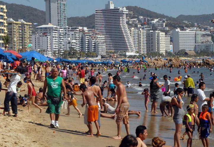 OMT estima hacia 2030 un aumento de 43 millones de turistas. (Notimex)