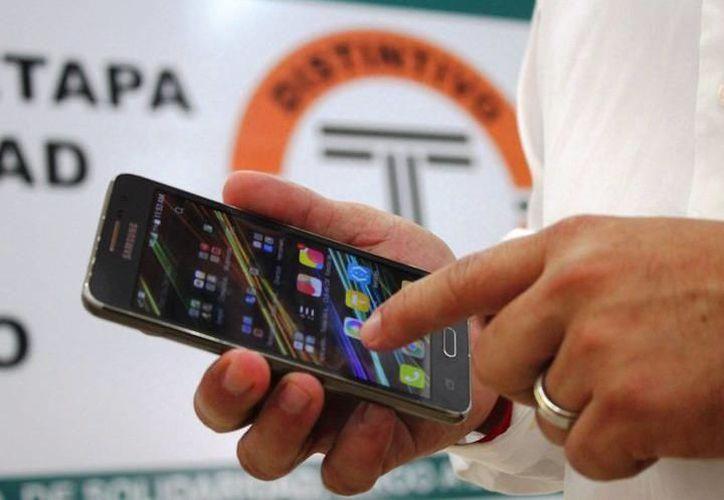 La app es una potente herramienta que permite a los usuarios conocer a través de gps los comercios y sus ofertas disponibles durante este evento.(Foto: Milenio Novedades)