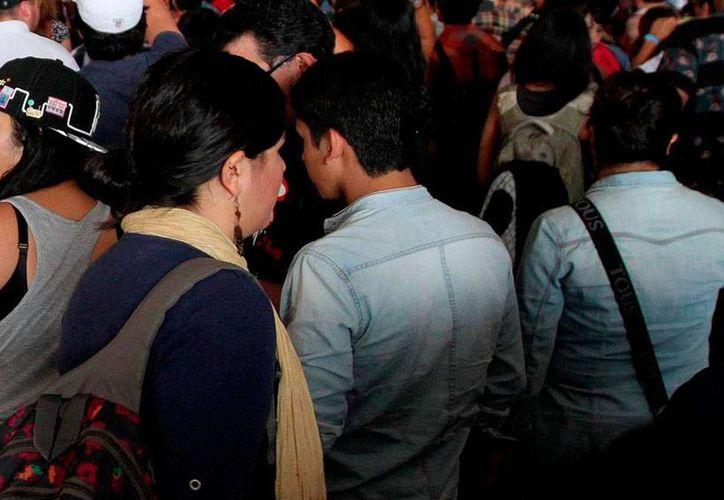 Jóvenes de Mérida representan casi el 30 por ciento de la población de la capital, lo que los pone en la mira de las políticas del Gobierno Municipal, según un estudio. (Archivo/NTX)