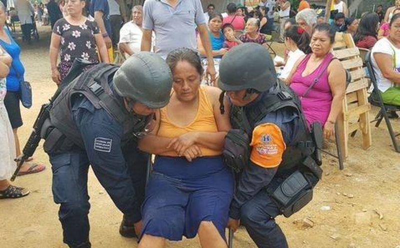 Sismo deja sin luz a 327 mil hogares y comercios en Oaxaca