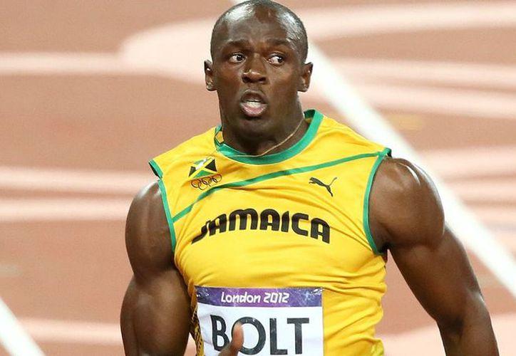 Bolt asegura que disfrutará ser un mero espectador de la pugna por el trono del rey de la velocidad. (Contexto/Internet).